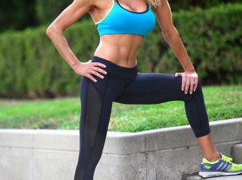 Super Leg Circuit You Can Take Outdoors