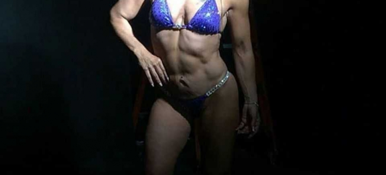 At 52 and After 20 Years of Not Working Out, This Woman Is Now Competing and Crushing It!