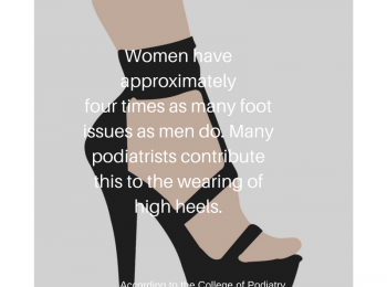High Heels Can Be Causing Back, Knee and Hip Pain (and make your feet hurt too!)
