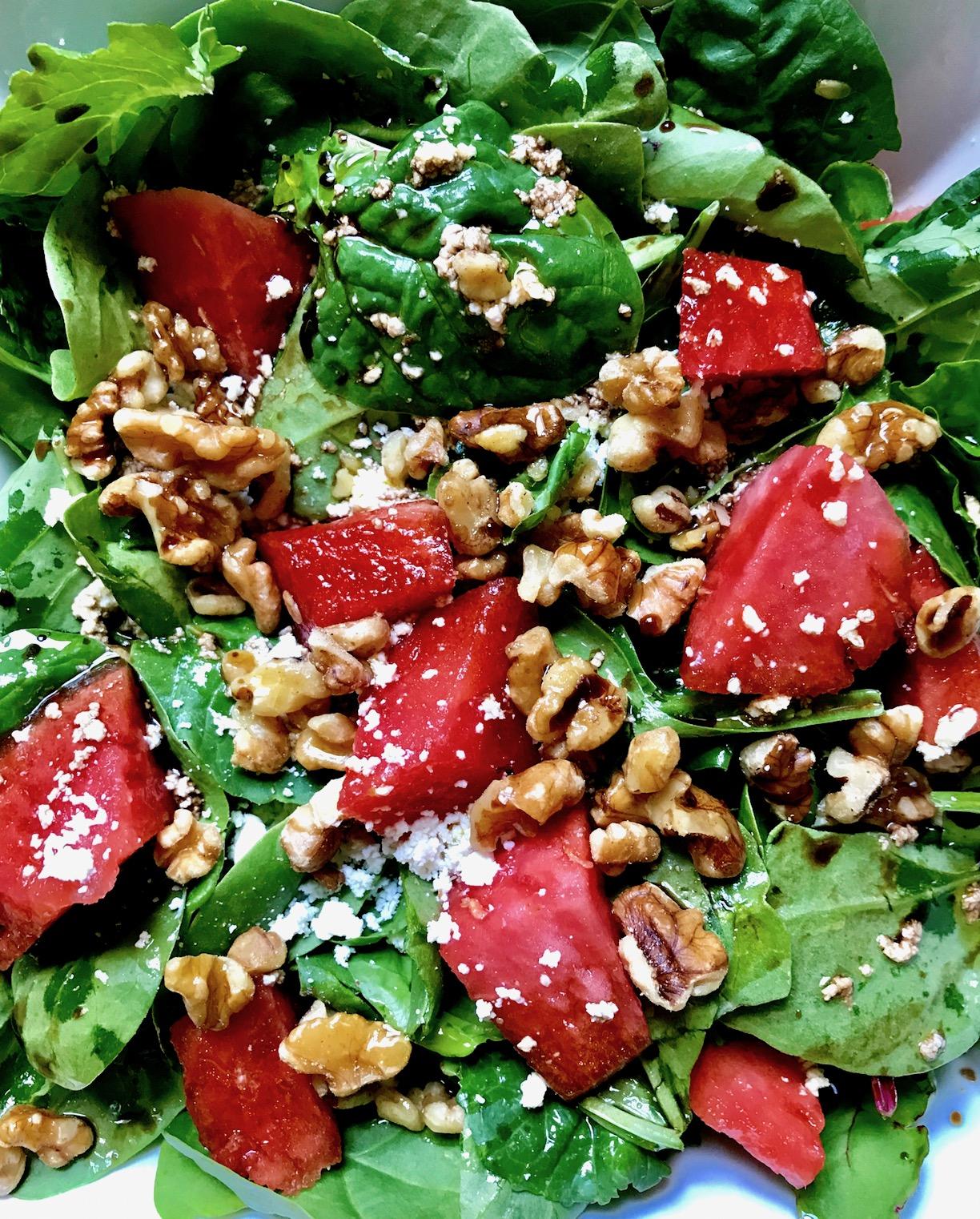 Your Favorite Summer Salad Recipe