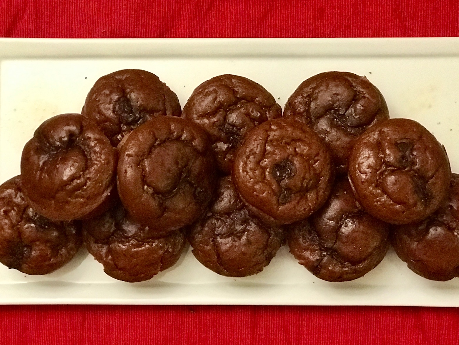 Chocolate Protein Muffin Recipe (sugar free option too!)